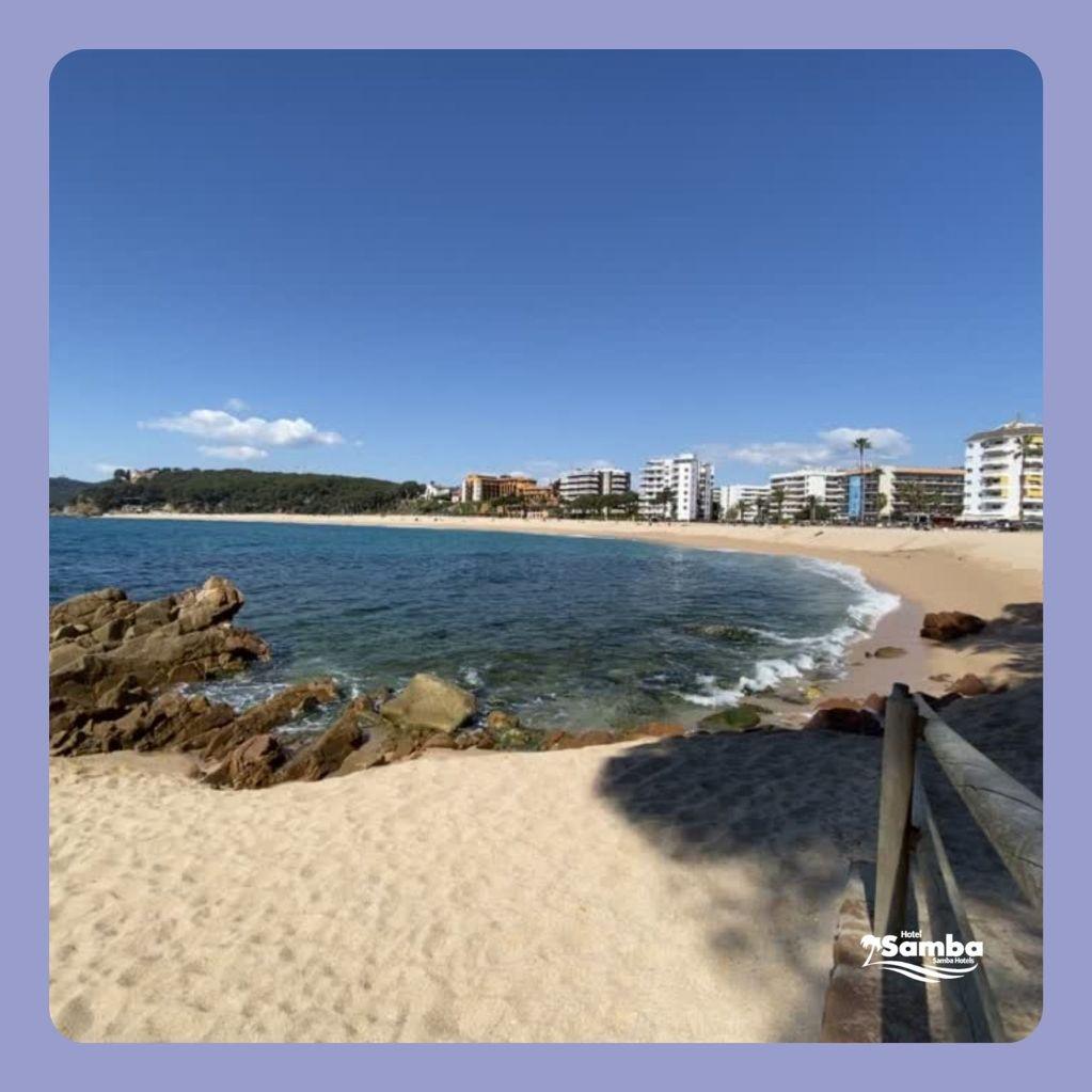 Disfruta de tus primeros días de playa en Lloret de Mar y alójate en el Hotel Samba con nuestra mejor oferta