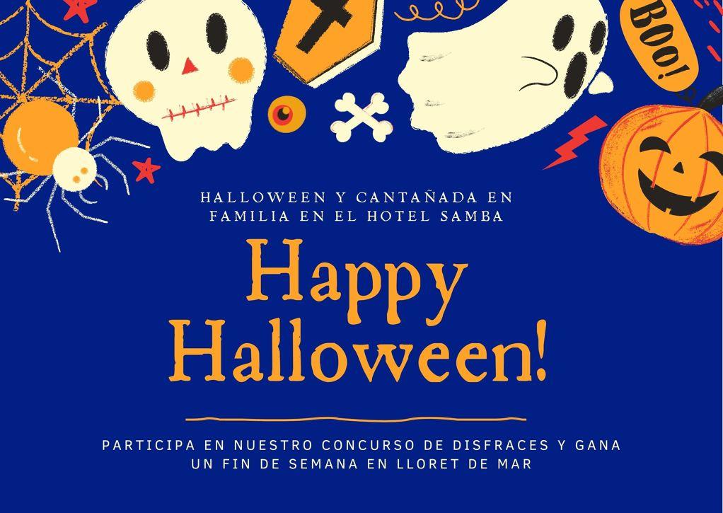 Halloween y Castañada 2021 en el Hotel Samba