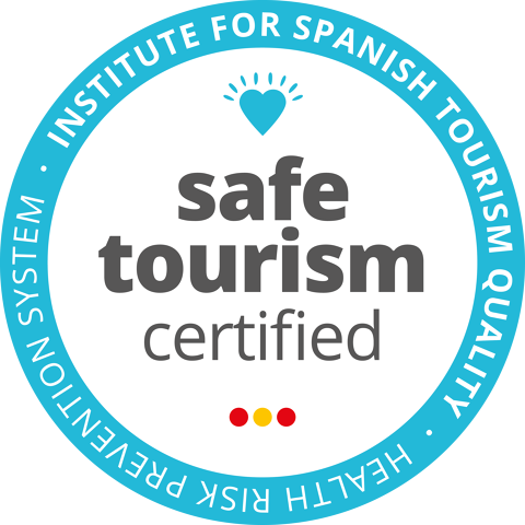 Hotel Samba, primer hotel a Lloret de Mar, certificat amb el segell